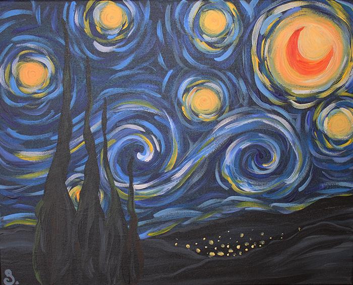 The Painted Cabernet A Paint Amp Sip Studio Santa Barbara