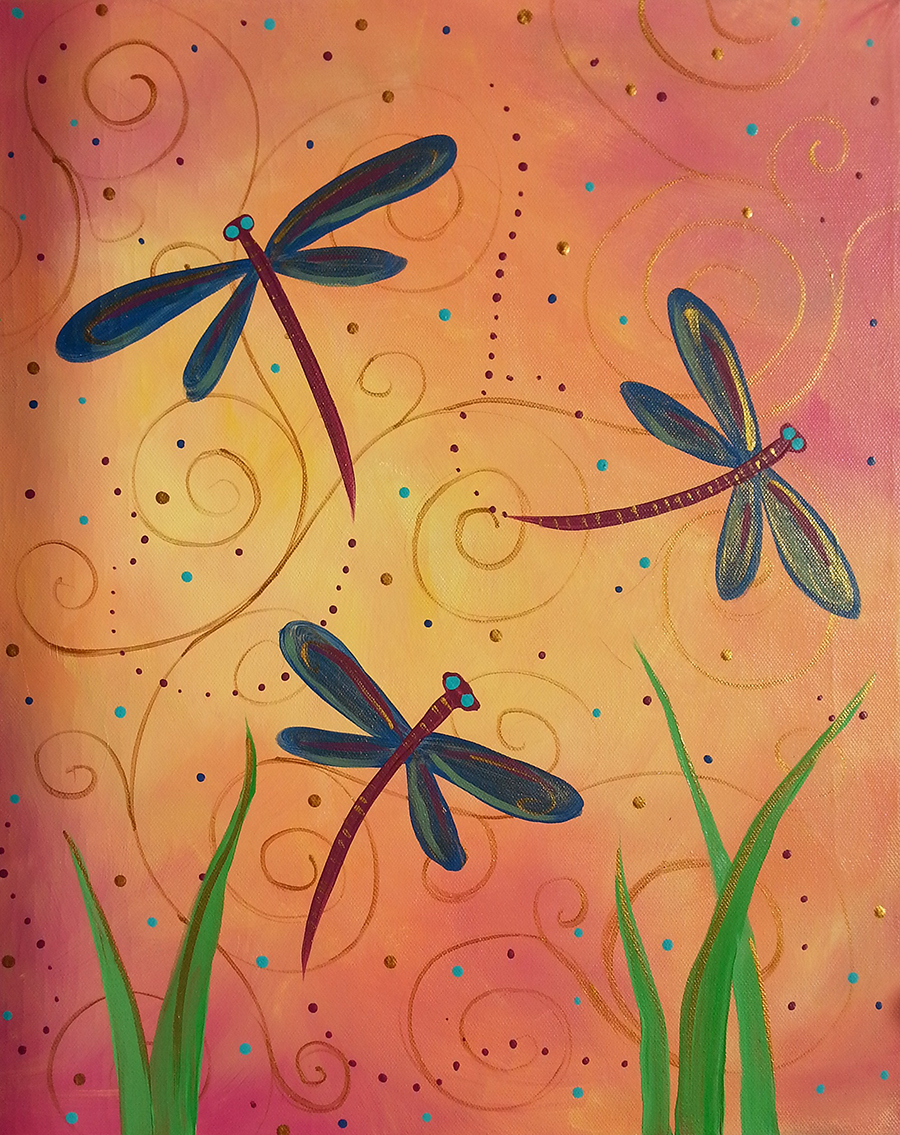 The Painted Cabernet - A Paint & Sip Studio, Santa Barbara & Oxnard ...